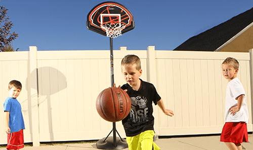 kids basketball hoop reviews