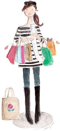 about the shopping mama