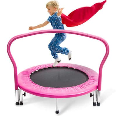 Merax 36 Inch Kid's Mini Exercise Trampoline review