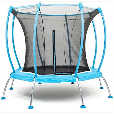 SkyBound Atmos 8 ft Trampoline review