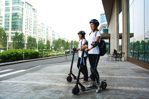 commuter electric scooter review